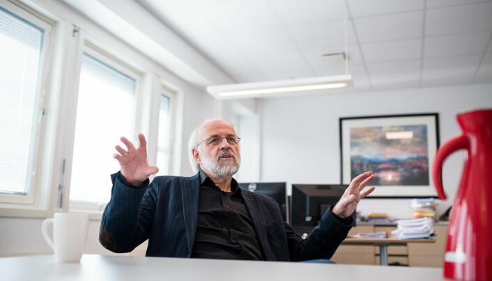 — Dette behøver ikke å bety svekket finansiering av de relativt velfødde, tradisjonelle universitetene, mener USN-rektor Petter Aasen.