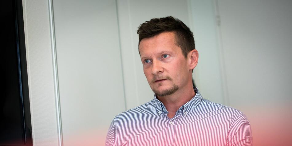 Undersøkelsen er ikke utformet for å rangere norske utdanningsinstitusjoner, og har heller ikke blitt brukt som det av Nokut, skriver administrerende direktør, Terje Mørland Foto: Skjalg Bøhmer Vold