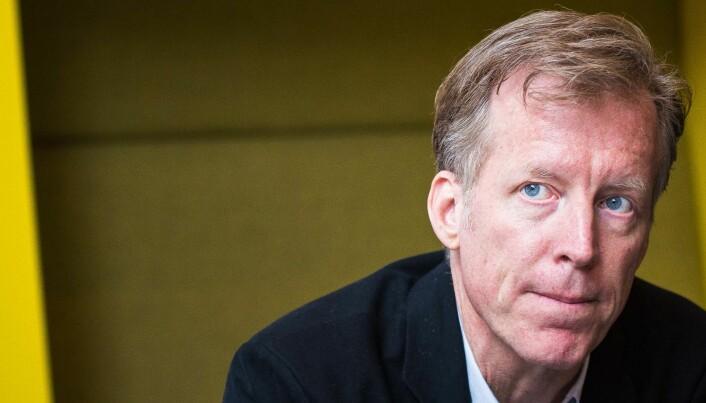 Rektor Curt Rice: — Jeg har forståelse for de som tar ordet fascisme i sin munn
