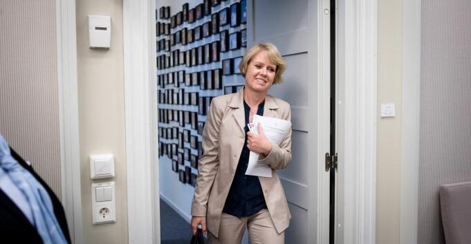 Marianne Aasen skal lede arbeid med nytt opptak