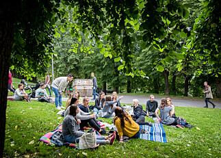 Ulik alkoholpraksis ved Oslos to universiteter