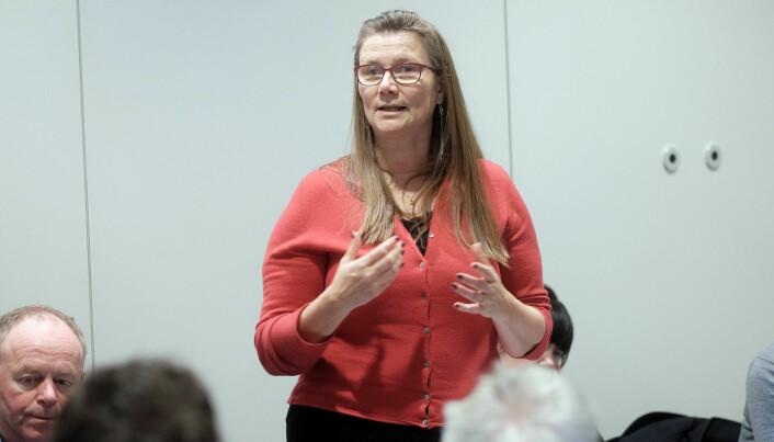 Hanne Thommesen er dekan ved Fakultet for samfunnsvitenskap.
