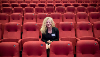 Internasjonal direktør i Forskningsrådet Kristin Danielsen. Foto: Skjalg Bøhmer Vold