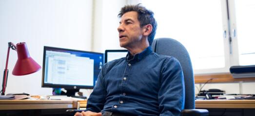 Professor Dag O. Hessen vant to Bragepriser