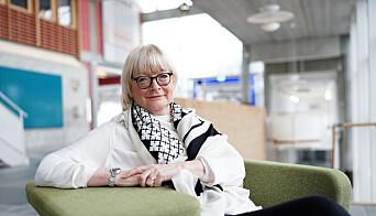 Berit Rokne, er rektor ved Høgskulen på Vestlandet