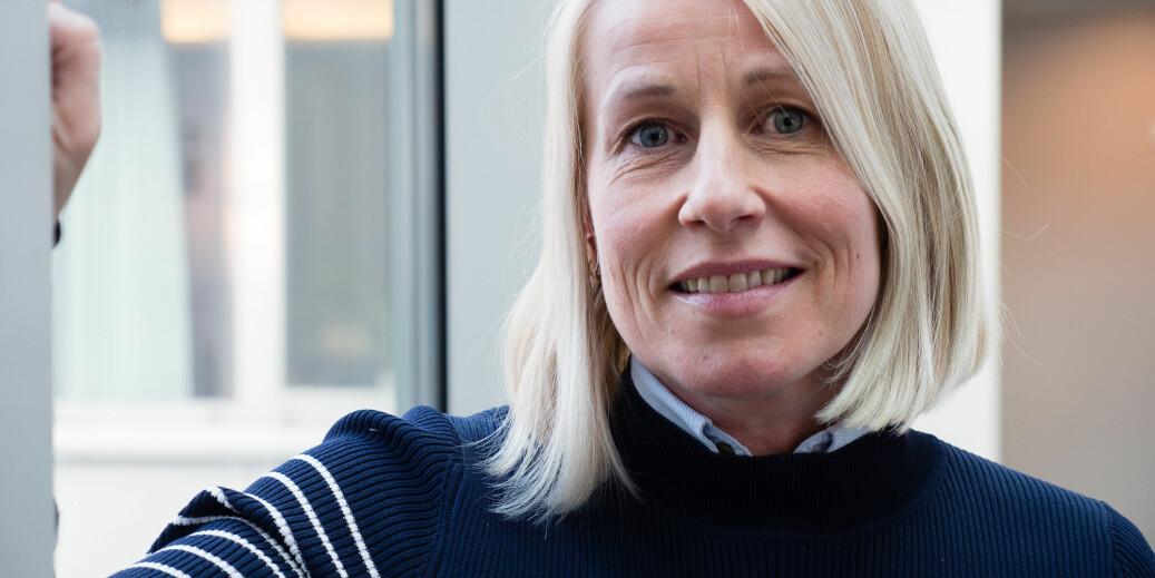 Marianne Synnes Emblemsvåg er glad for at UH-utvalget foreslår å fjerne mulighet til å bruke kjønnspoeng ved opptak til høyere utdanning.