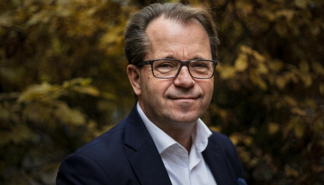 Tidligere rektor Bjørn Olsen ved Nord Universitet ble først kvotert inn i universitetsstyret, før han så mistet den faste plassen igjen.
