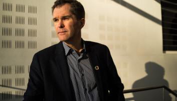 Forskningsrådets direktør John Arne Røttingen er uroet over at folk ikke har tillit til klimaforskningen. Foto: David Engmo