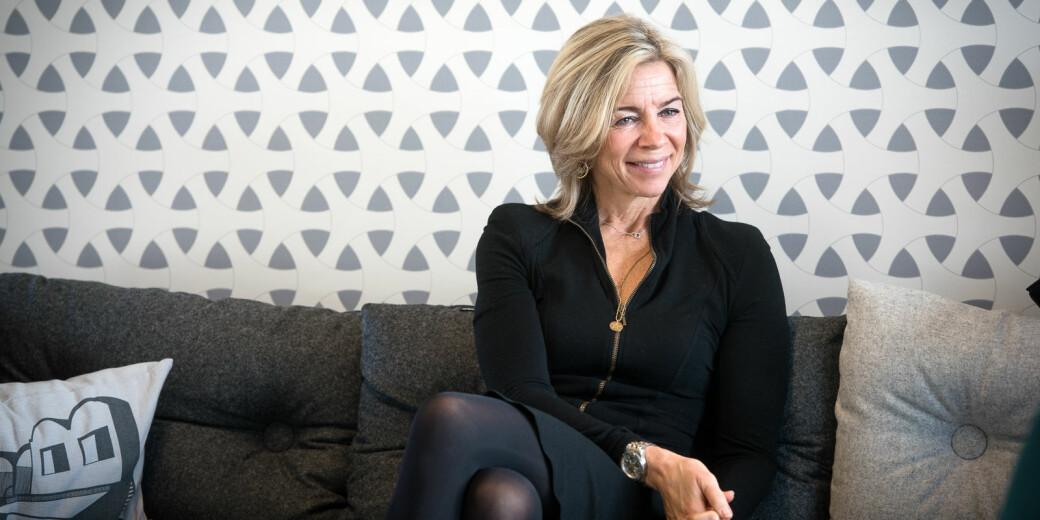 Prorektor for utdanning ved OsloMet, Nina Waaler er glad for å kunne tilby utdanning rettet mot arbeidsledige og permitterte.