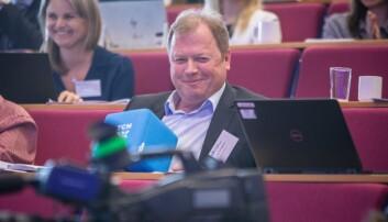 Rektor Inge Jan Henjesand mener studentene ikke har krav på refusjon. Foto: Siri Øverland Eriksen