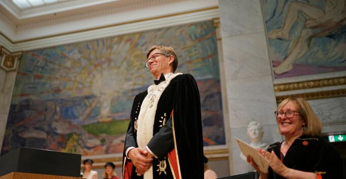 Universitetet i Oslo på topp i Norge i ny rangering