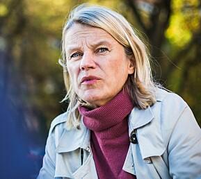 Nina Sandberg, stortingspolitiker for Arbeiderpartiet.