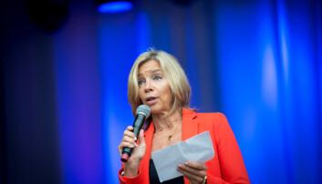 Prorektor Nina Waaler blir konstituert rektor ved OsloMet fra 1.august, men har ikke bestemt seg for om hun søker jobben.