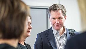 Administrerende direktør i Forskningsrådet, John-Arne Røttingen.
