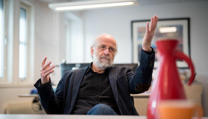 Rektor på Universitetet i Sørøst-Norge, Petter Aasen.