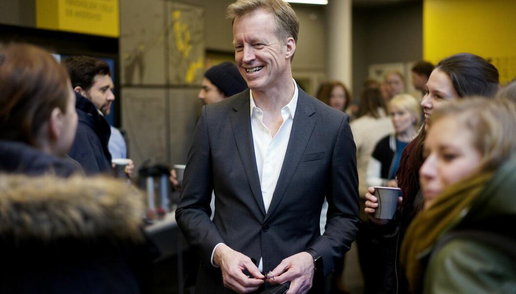 OsloMet-rektor skifter sjefsstol i august og blir ny rektor ved Norges miljø- og biovitenskapelige universitet (NMBU). Vil det også føre med seg et nytt navn for universitetet i Ås?