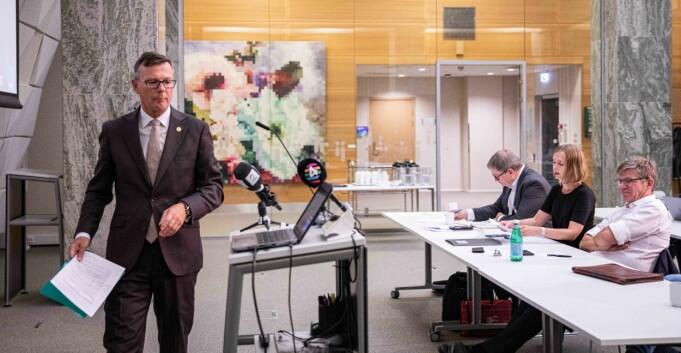Norge går motsatt vei av Sverige: Kraftig nedgang i nye utenlandske studenter