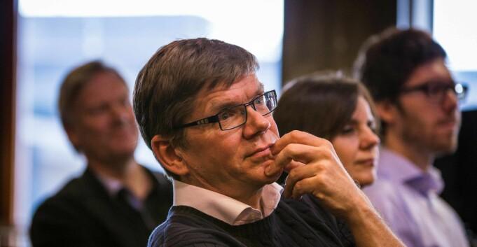 Svein Stølen om ekstern styreleder: «Her er vi rett og slett uenige»