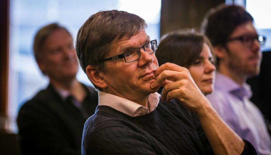 — Lenge fryktet vi at det foregikk en underrapportering. Vi kan fortsatt ikke utelukke det, sier Svein Stølen, rektor ved Universitetet i Oslo.