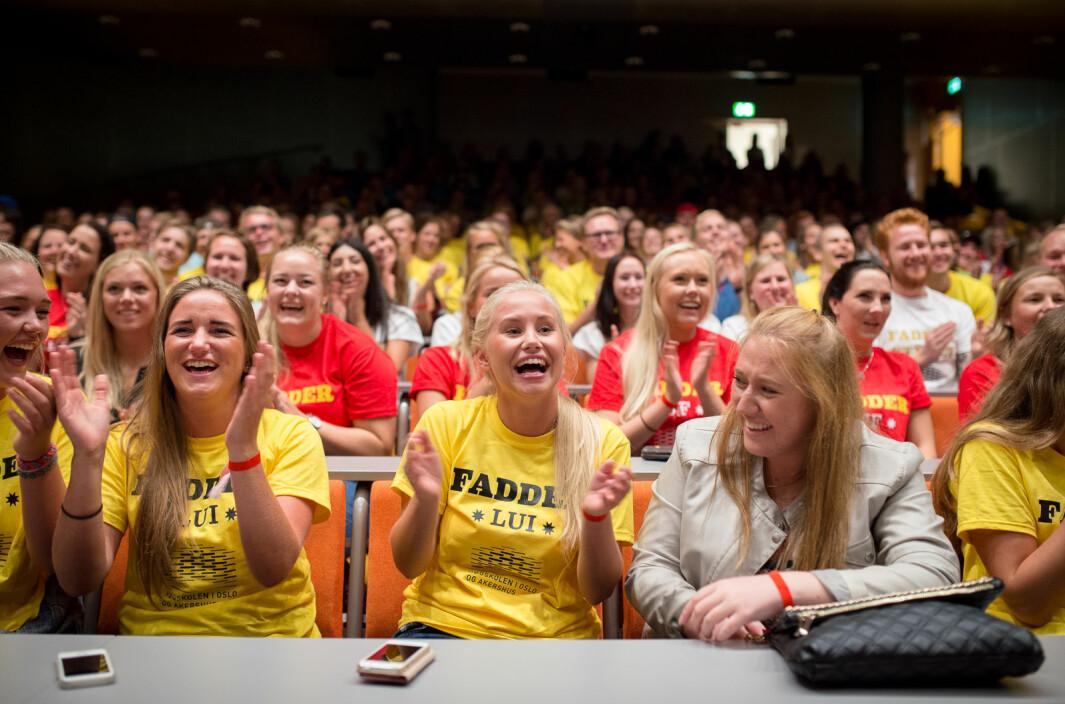Studiestart 2020 blir ikke som andre studiestart. 17.000 håper fortsatt på at de skal få en plass. Det er 4000 flere enn på samme tidspunkt i fjor.
