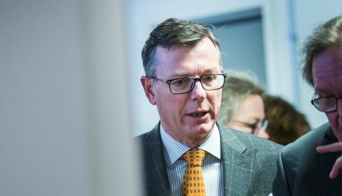 Etterlyser lagånd: Dag Rune Olsen
