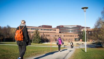 Ein student har fått påvist covid-19 ved UiT.