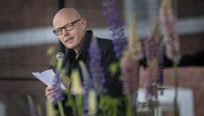 Ole Gustavsen, rektor ved Arkitektur- og designhøgskolen i Oslo (AHO)