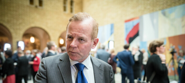 12 svenske rektorer med bønn til regjeringen