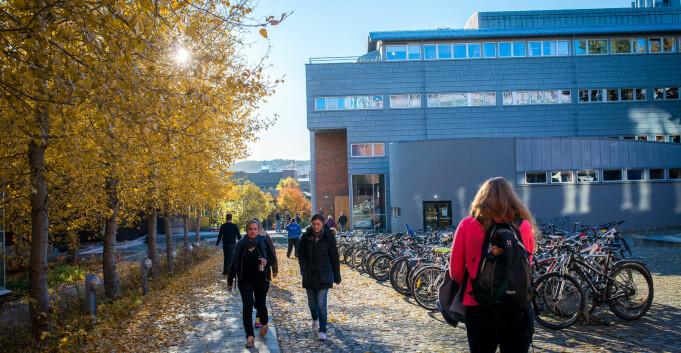 Smitte i studentbustad i Tromsø