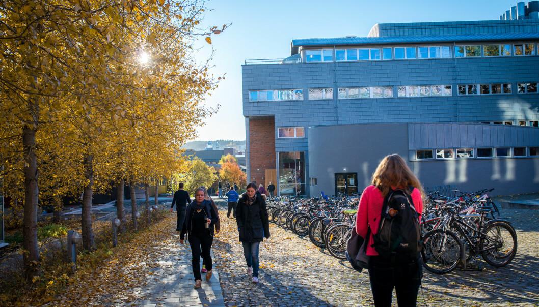 Det er smitte i studentmiljøet i Tromsø.