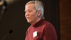 Rektor på Høgskolen i Innlandet, Kathrine Skretting. Foto: Skjalg Bøhmer Vold