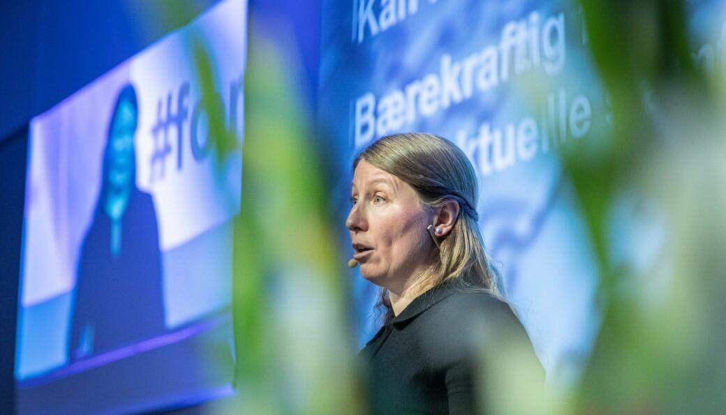 — Den må brukes etter intensjon, ikke som en blankofullmakt til å ha midlertidig ansatte til å gjøre forefallende arbeid, sier Guro Elisabeth Lind om postdoktorordningen som hun mener misbrukes.