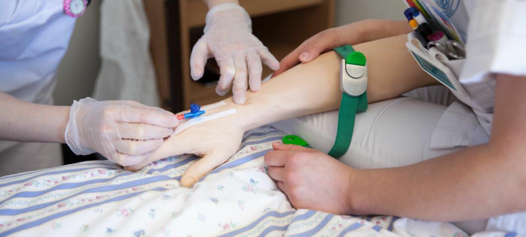Søknadsfrist for nytt sykepleier-tilbud i nord