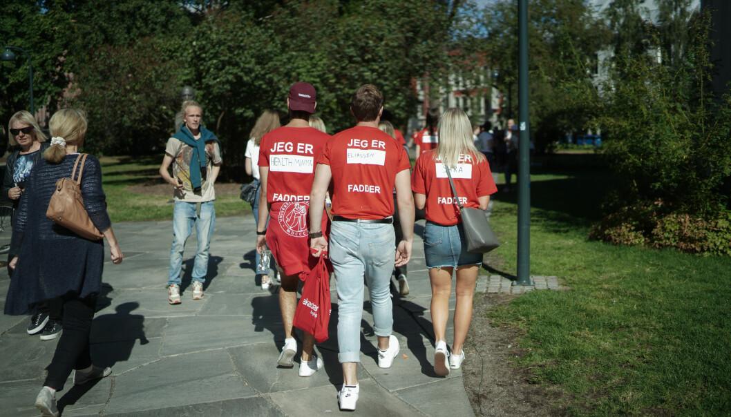 Neste veke kjem tusenvis av ferske studentar til norske universitet og høgskular for første gong. Mange av dei er naturleg nok svært spente.