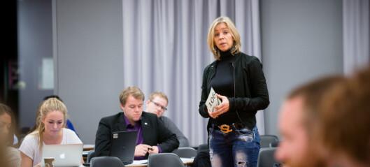 20 korona-millioner til høgskoler og universitet