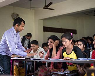 Færre studenter fra utviklingsland siste fire år