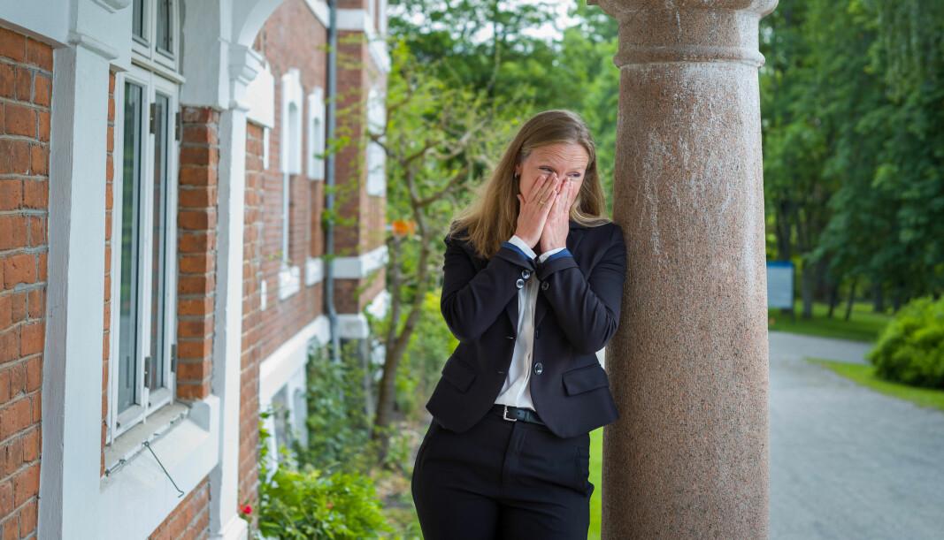 Den nye direktøren i Forskingsrådet, Mari Sundli Tveit, seier at søkarar til offentlege stillingar i størst mogleg grad bør vere offentlege. Kvifor hennar eigen søknad var hemmeleg ønskjer ho likevel ikkje å gå inn på.