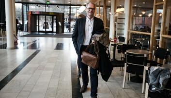 Hans Petter Graver mener antall rektorkandidater ikke er avgjørende.