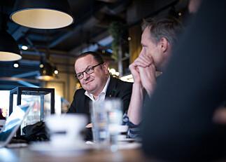Kristiania beklager å ha delt Resett-intervju på twitter