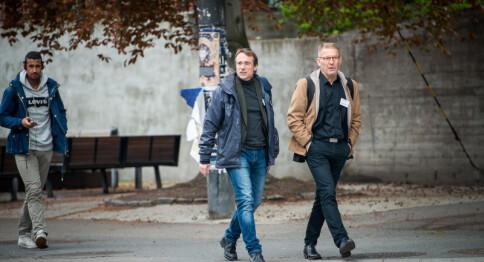 Dekan-saken i Volda: Stilte spørsmål om rektorens habilitet