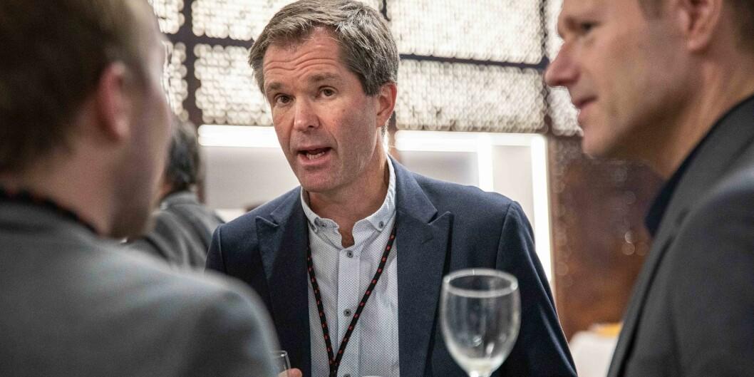 Norsk forskningsråd, her representert ved administrerende direktør John-Arne Røttingen, kan få nesten 200 millioner kroner av regjeringens grønne krisepakke.