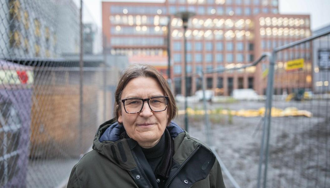 Ein må jobba meir med kjønnsbalanse, trur Ragnhild Hennum.