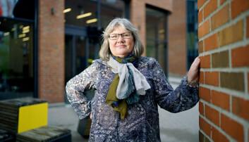 Kari Kildahl er seniorrådgiver og institusjonsansvarlig for sikkerhetsvurdering ved OsloMet. Hun sier at de aller, aller fleste studentene er det ingen som er bekymret for.