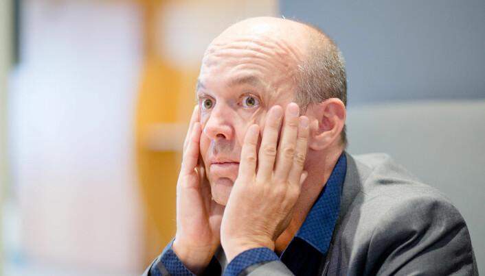 Kyrre Lekve, visedirektør i Simula. Foto: Eskil Wie