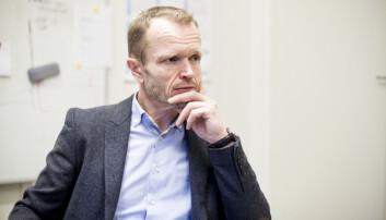 Kristian Steinnes, Forskerforbundet, NTNU