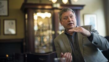 Master- og p.h.d-kandidatenes situasjon skal også drøftes i møte onsdag, opplyser Alf Rasmussen.