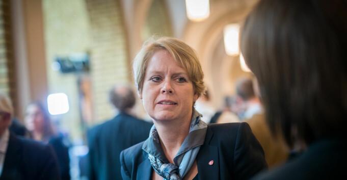 Marianne Aasen er en av 19 som vil bli Nokut-direktør
