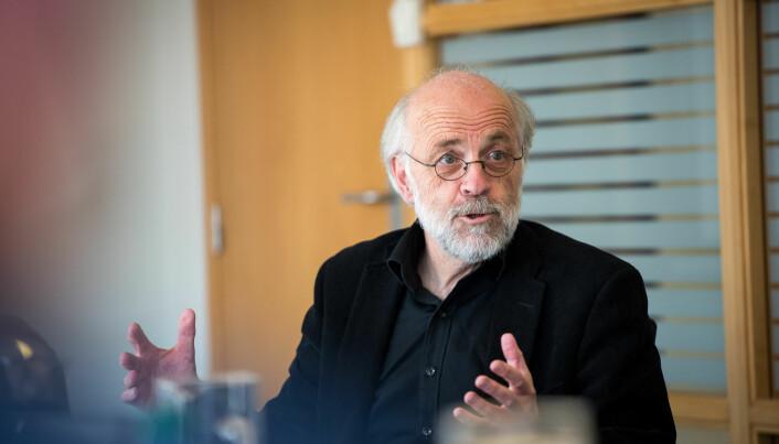 Rektor ved Universitetet i Sørøst-Norge, Petter Aasen, mener Kunnskapsdepartementet er nødt til å kommunisere tydeligere til studentene.