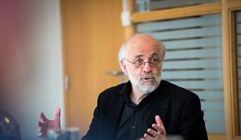 Petter Aasen rektor ved Universitetet i Sørøst-Norge.