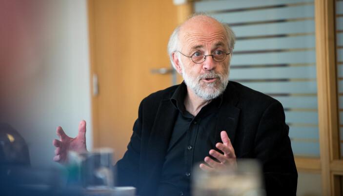 Rektor Petter Aasen ved Universitetet i Sørøst-Norge forventer en dialog med departementet før de innfører nye ordninger som f¨år økonomiske konsekvenser for landets universiteter og høgskoler. .